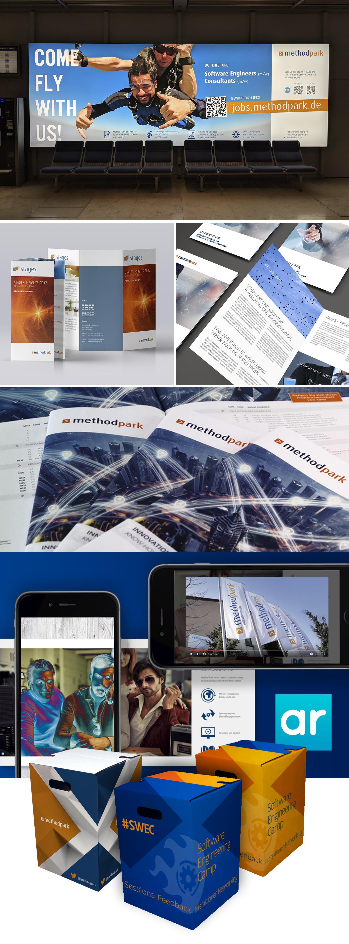 Method park HR-Kampagne, Employer Branding